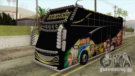 Bus Thailand для GTA San Andreas