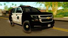 Chevrolet Suburban 2015 SAPD