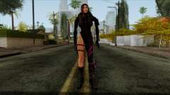 Jessica Sherawat from Resident Evil Revelations для GTA San Andreas