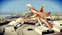F-18D NSAWC для GTA San Andreas