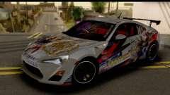 Toyota GT86 Itasha