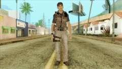 COD Advanced Warfare Jon Bernthal Security Guard