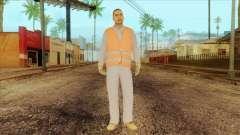 Takedown Redsabre NPC Shipworker v2 для GTA San Andreas