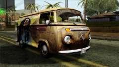 Volkswagen T2 Bob Marley