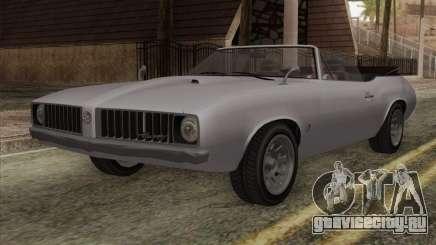 GTA 5 Declasse Stallion IVF для GTA San Andreas
