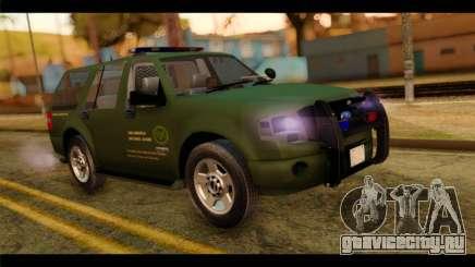 Ford Expedition 2009 SANG для GTA San Andreas