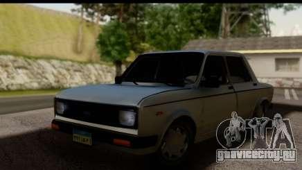 Fiat 128 для GTA San Andreas