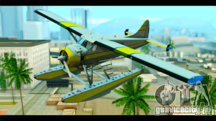 GTA 5 Sea Plane для GTA San Andreas