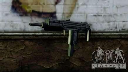 Micro Uzi from LCS для GTA San Andreas