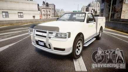 GTA V Vapid Utility Truck для GTA 4