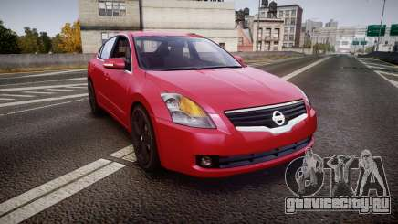 Nissan Altima 3.5 SE для GTA 4