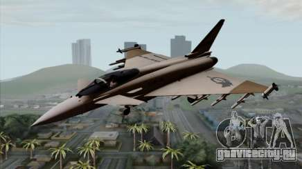 Eurofighter Typhoon 2000 UPEO для GTA San Andreas