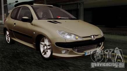 Peugeot для GTA San Andreas — 7-я страница