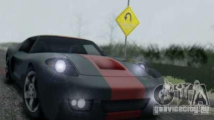 Bullet PFR v1.1 HD для GTA San Andreas