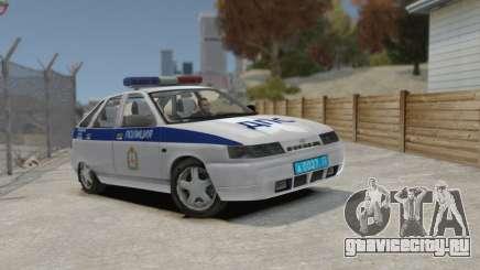 ВАЗ 2112 ДПС для GTA 4