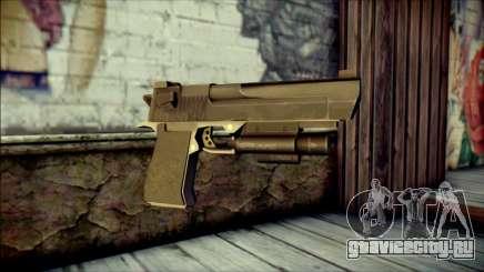 Rumble 6 Desert Eagle для GTA San Andreas