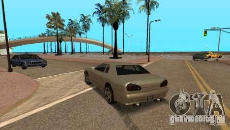 Улучшенная физика управления автомобилем для GTA San Andreas третий скриншот
