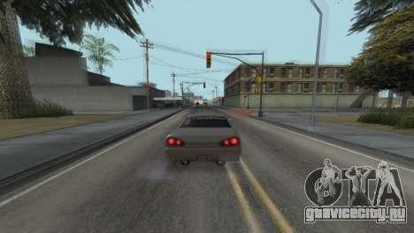 Улучшенная физика управления автомобилем для GTA San Andreas седьмой скриншот