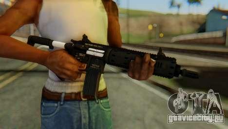 Carbine Rifle from GTA 5 v1 для GTA San Andreas третий скриншот
