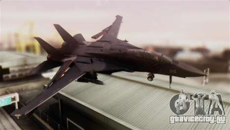Grumman F-14D Super Tomcat для GTA San Andreas
