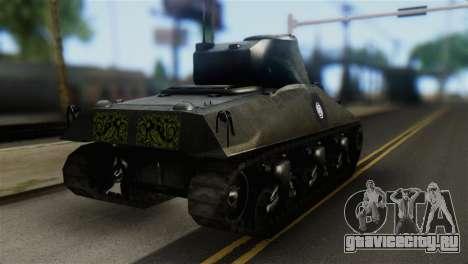 M4 Sherman Gawai Special 2 для GTA San Andreas вид слева