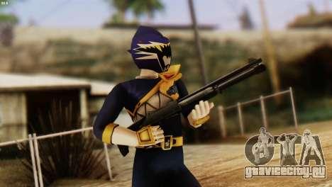 Power Rangers Skin 4 для GTA San Andreas третий скриншот