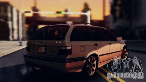 BMW 316i Touring для GTA San Andreas вид слева