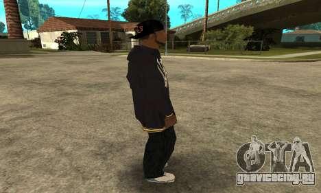 Groove Skin для GTA San Andreas четвёртый скриншот