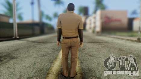 Post OP Skin from GTA 5 для GTA San Andreas второй скриншот