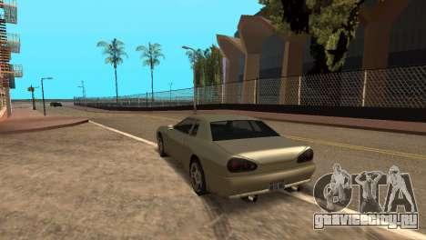Улучшенная физика управления автомобилем для GTA San Andreas второй скриншот
