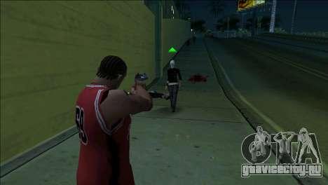 GTA 5 Kill Flash Effect для GTA San Andreas третий скриншот