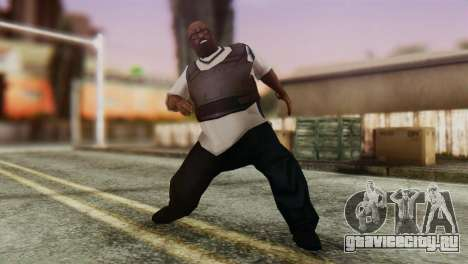 Big Smoke Skin 2 для GTA San Andreas третий скриншот