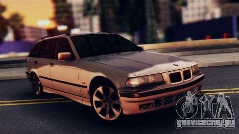 BMW 316i Touring для GTA San Andreas