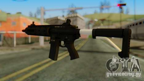 Carbine Rifle from GTA 5 v1 для GTA San Andreas второй скриншот