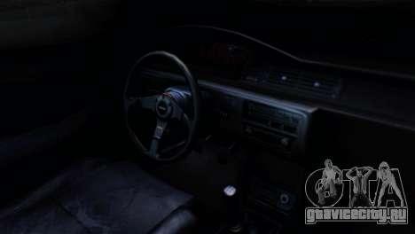 Honda Civic EG6 Kotomi Clannad Itasha для GTA San Andreas вид справа