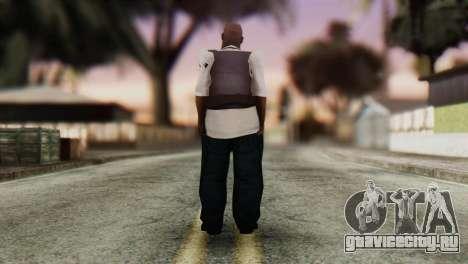Big Smoke Skin 2 для GTA San Andreas второй скриншот