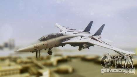 Grumman F-14A Tomcat для GTA San Andreas