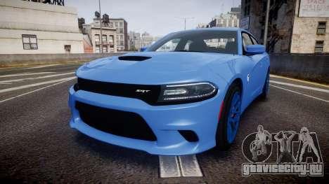 Dodge Charger SRT 2015 Hellcat для GTA 4