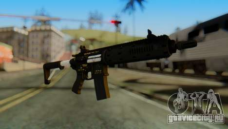 Carbine Rifle from GTA 5 v1 для GTA San Andreas