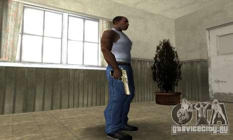 Сool Light Deagle для GTA San Andreas третий скриншот
