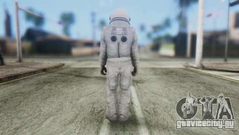 Astronaut Skin from GTA 5 для GTA San Andreas второй скриншот
