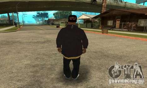 Groove Skin для GTA San Andreas третий скриншот