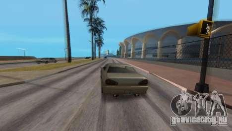 Улучшенная физика управления автомобилем для GTA San Andreas пятый скриншот