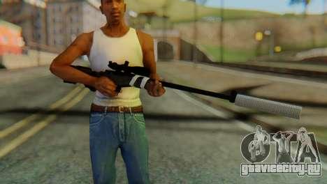 L96 Bandage Silencer для GTA San Andreas третий скриншот
