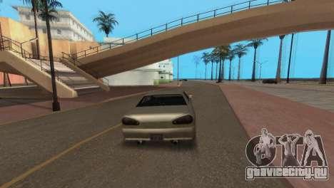 Улучшенная физика управления автомобилем для GTA San Andreas четвёртый скриншот