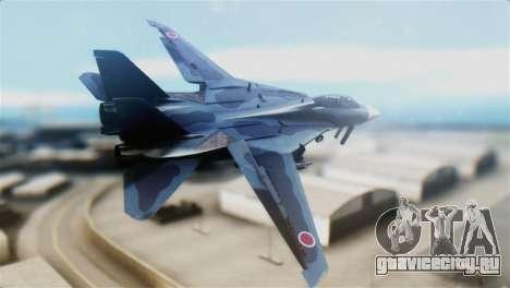 F-14J Super Tomcat JASDF для GTA San Andreas вид слева