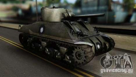 M4 Sherman Gawai Special 2 для GTA San Andreas