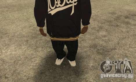 Groove Skin для GTA San Andreas второй скриншот