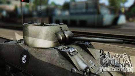 M4 Sherman Gawai Special 2 для GTA San Andreas вид справа