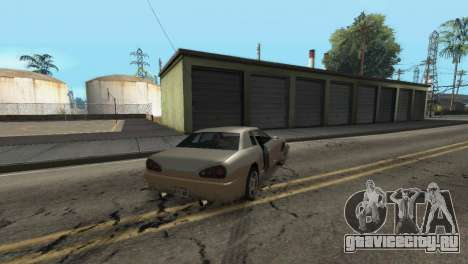 Улучшенная физика управления автомобилем для GTA San Andreas шестой скриншот